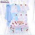 Эмоции Мам новорожденных новорожденных девочек одежда хлопок 24 шт 0-6months младенцев baby girl мальчики комплект одежды младенца подарочный набор без коробка