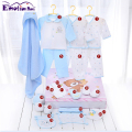 Emotion Moms newborn baby girls clothes cotton 24pieces 0-6months infants baby girl boys clothing set baby gift set without box
