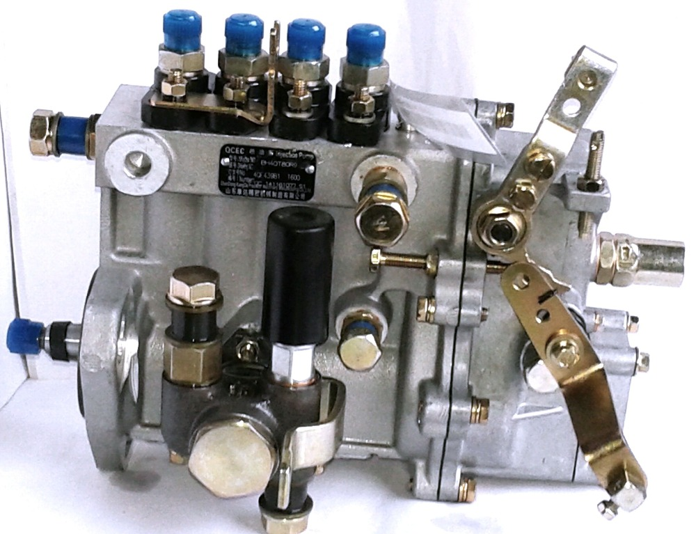 Купить с кэшбэком Fast shipping BH4QT80R9 4QF439B1 injection Pump diesel engine QC490 WATER cooled engine suit for all Chinese engine