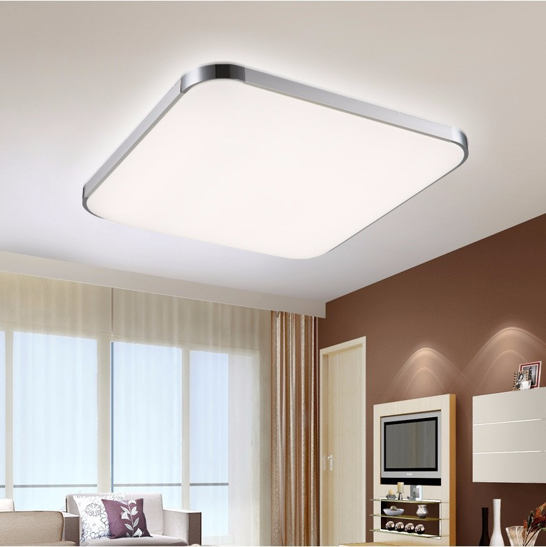 Led Ceiling Lamp Ultra Thin Modern Led Ceiling Light For