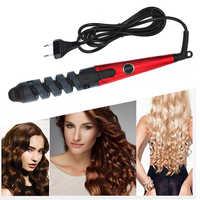 Professional Hair Curler Roller Magie Spiral Curling Eisen Schnelle Heizung Curling Zauberstab Elektrische Haar Styler Pro Styling Werkzeug