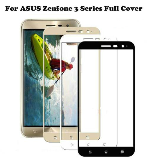 Защитное закаленное стекло с полным покрытием для ASUS Zenfone 4MAX ZC520KL 3Max ZC520TL ZC521TL ZE553KL ZE552KL ZC553KL ZB501KL ZE520KL