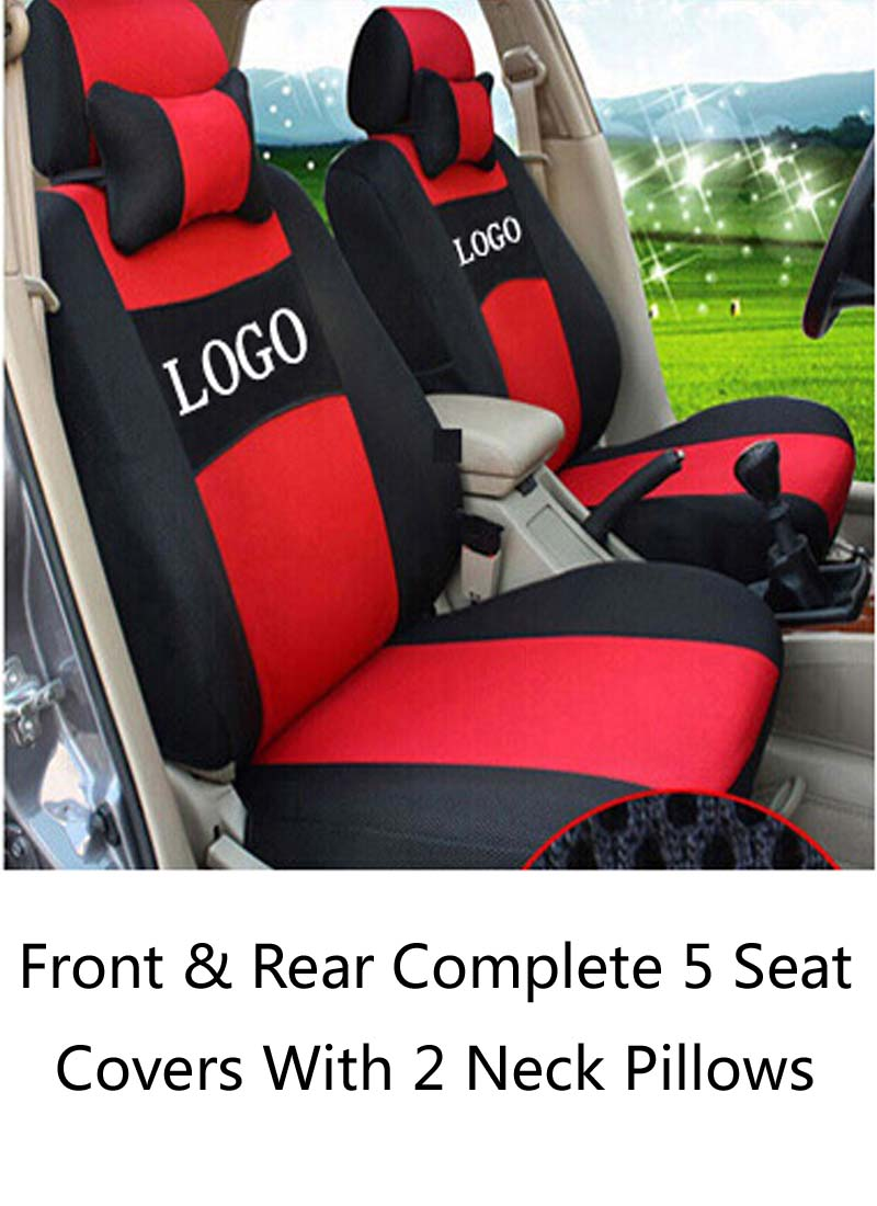 Free Shipping Dedicated Car Seat Cover With Logo
