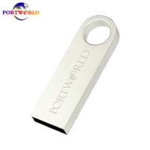 Metal USB 3.0 Flash Drive 64GB Personalized Design Pen Drive with Key Ring Memory Stick