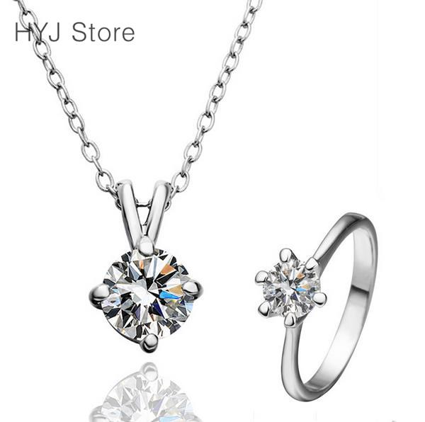 S194 Fashion free mixed styles 18k gold plating jewelry set