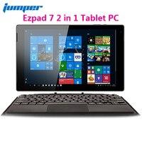 Jumper EZpad 7 Tablet 2 in 1 PC 10.1 inch Windows 10 Home 64 bit Intel Cherry Trail Z8350 Quad Core 4GB RAM 64GB eMMC Mini HDMI