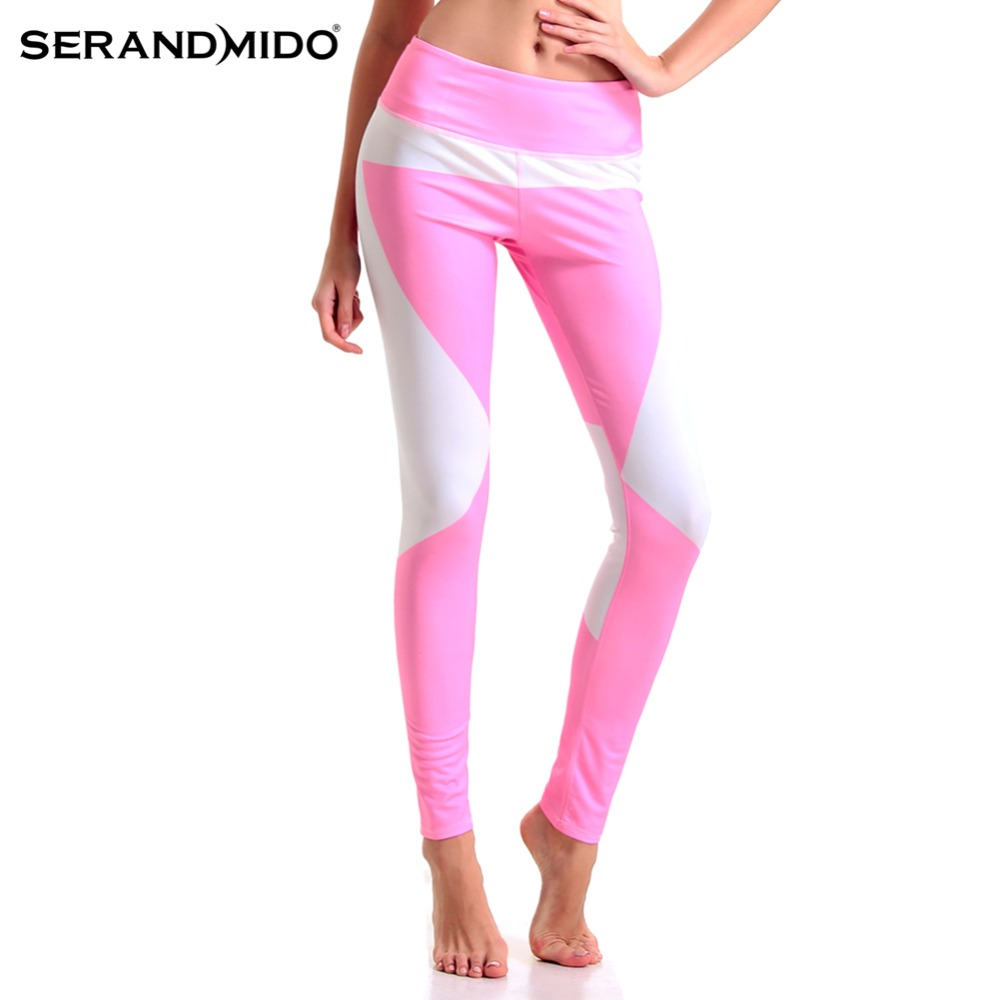 3d Print Pink Leggings Fashion Casual Women Or Girl Leggings Thick High Quality Legging Pants High Elastic Sm4s020 P In Leggings From Women S Clothing Accessories