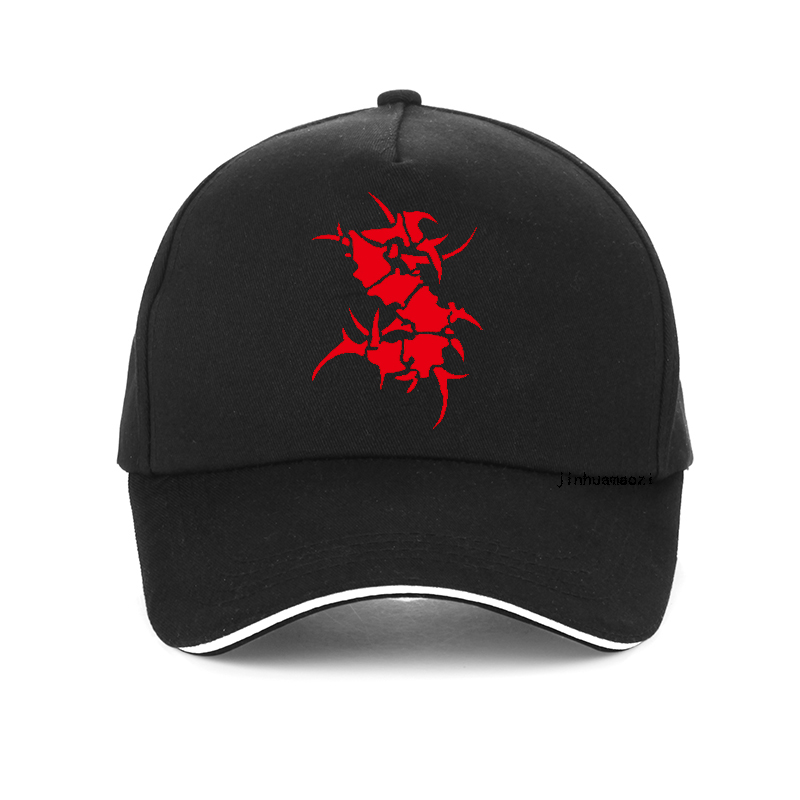 SEPULTURA rock Logo cap Metal Punk Baseball caps 100%cotton Heavy metal band hat Men Women Hip Hop adjustable Snapback Hat