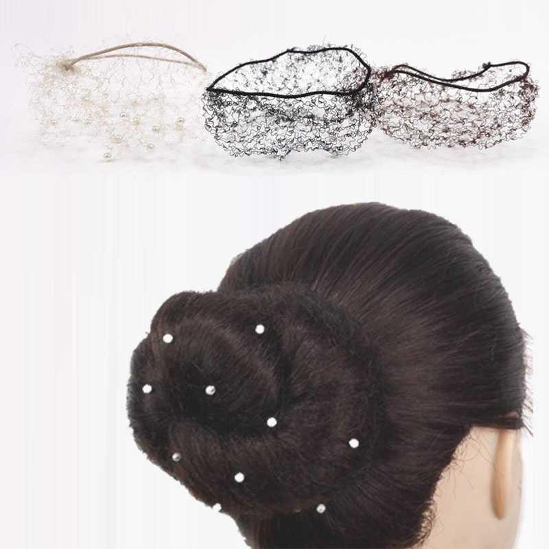 pearl-women-bun-cover-snood-font-b-ballet-b-font-dance-skating-hair-net-girl-hairband-hair-accessories-brown-invisible-elastic-font-b-ballet-b-font-bun-cap