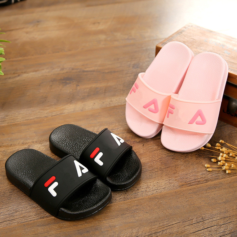 Dogs and Cats Beach Party Selfie Summer Slide Slipper for Men Women Kid Casual Open-Toe Sandal Shoes