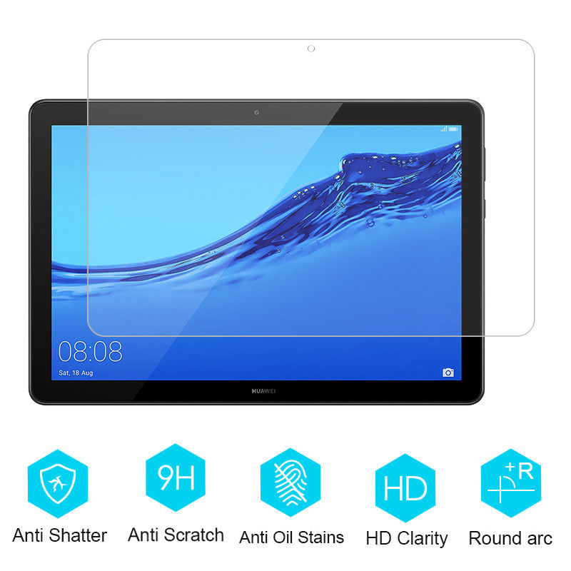 Tempered Glass For Huawei MediaPad T5 10.1 8.0 Inch Screen Protector Protective For Huawei MediaPad M5 Lite 10. 1 Glass Film