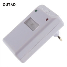 OUTAD 1pc Pest Rodent Repeller Home Electro Magnetic Ultrasonic Electronic for lustrating Mouse Mosquito Insect