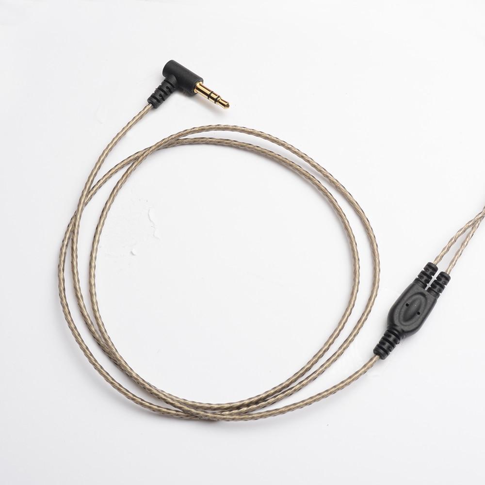 Nuovo K3 Pro In Trasduttore Auricolare Dell'orecchio 2BA 1DD Ibrido con Dynamic 3 Unità Auricolari Interfaccia MMCX Noise Cancelling Auricolare per iPhone xiaomi - 6