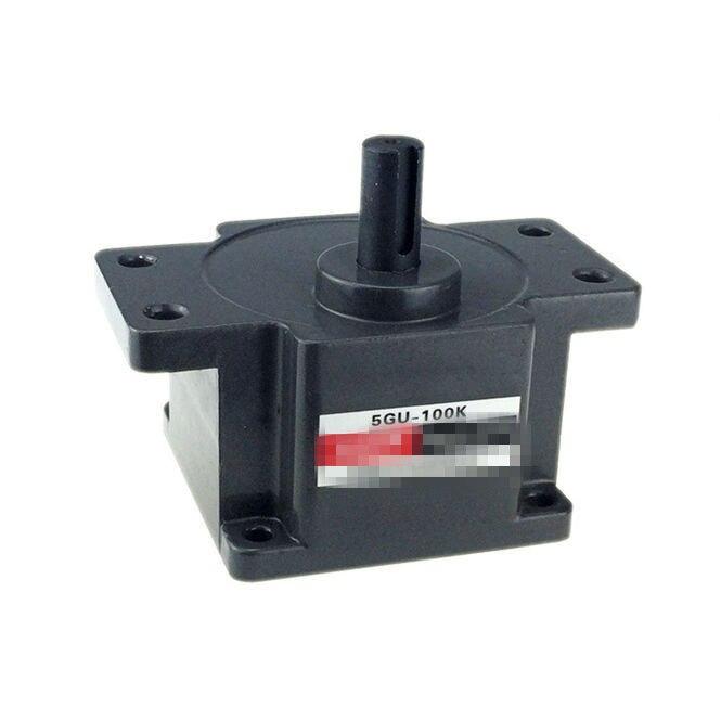 цена на Gearbox 120W Micro-Reducer 5GU- Quality Steel Heat Treatment 90mmX90mm Size