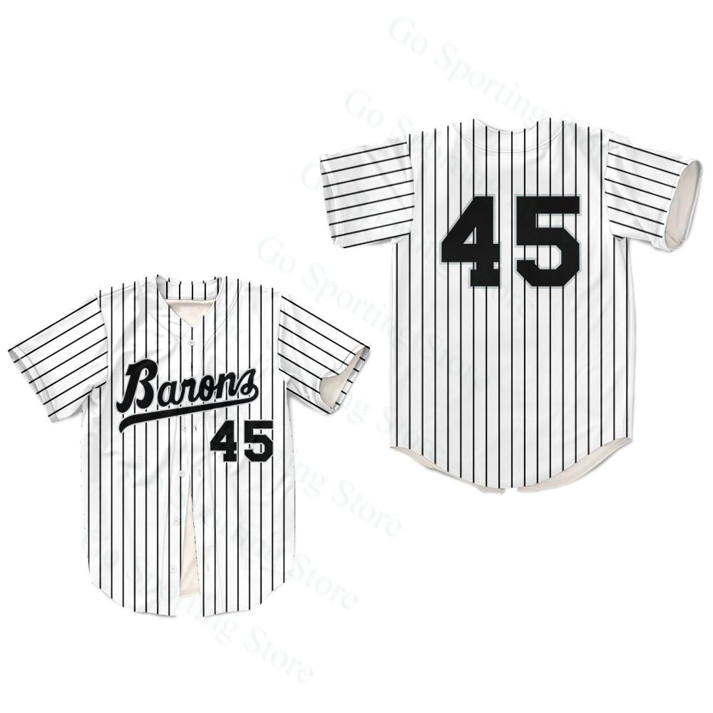 a82700a45963 Aliexpress.com   Buy Mens Birmingham Barons Jersey Michael Jordan Rookie 45  Baseball Jersey Stitch Sewn M 3XL from Reliable Baseball Jerseys suppliers  on Go ...