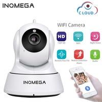 INQMEGA 1080P kamera IP sieci bezprzewodowej w domu kamera ochrony kamera monitorująca Wifi noktowizor kamera telewizji przemysłowej niania elektroniczna baby monitor 1920*1080 w Kamery nadzoru od Bezpieczeństwo i ochrona na