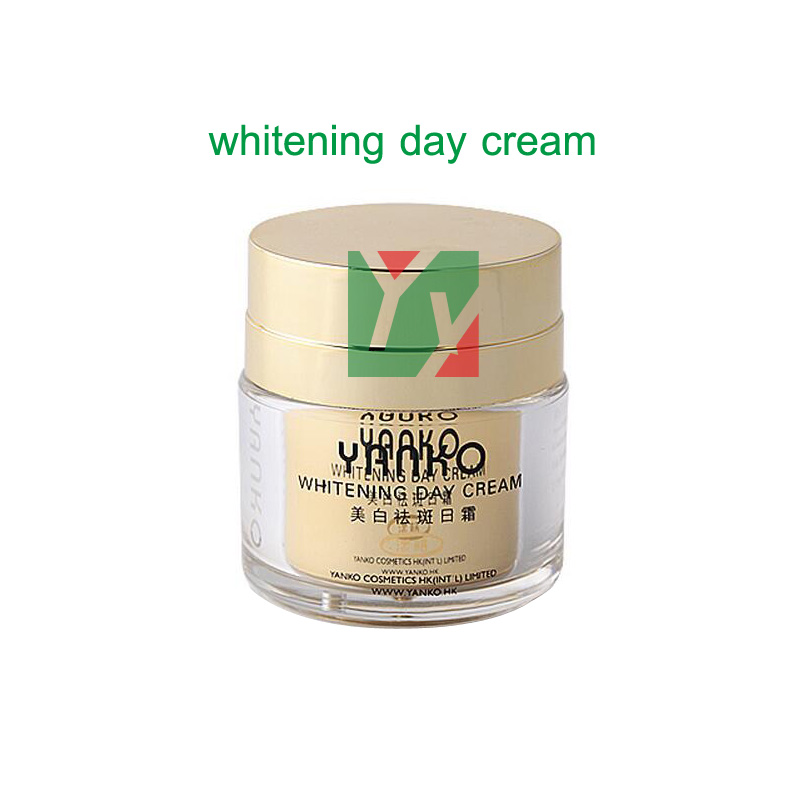 high quality eighth generation Yanko Skin Care day cream whitening removing spot original~~