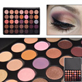 35 Color Professional Smoke Makeup Eyeshadow Palette Warm Silk Smooth Texture Light Matte Eye Shadow Cosmetic Make Up Tool