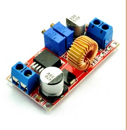 5A Adjustable DC DC CC CV Lithium Battery DC Step Down Charger Board Power Supply Converter