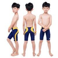 Fanceey Professional children swimming trunks for boy Swimsuit kids boys swimwear Swimming Trunks Men Swimwear Shorts Swimsuit