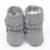 Novo 3 camada longa borla Genuíno Couro camurça Mocassins Bebê Primeira Walker Baby Calçados Chaussure Bebe criança botas botas recém-nascidos