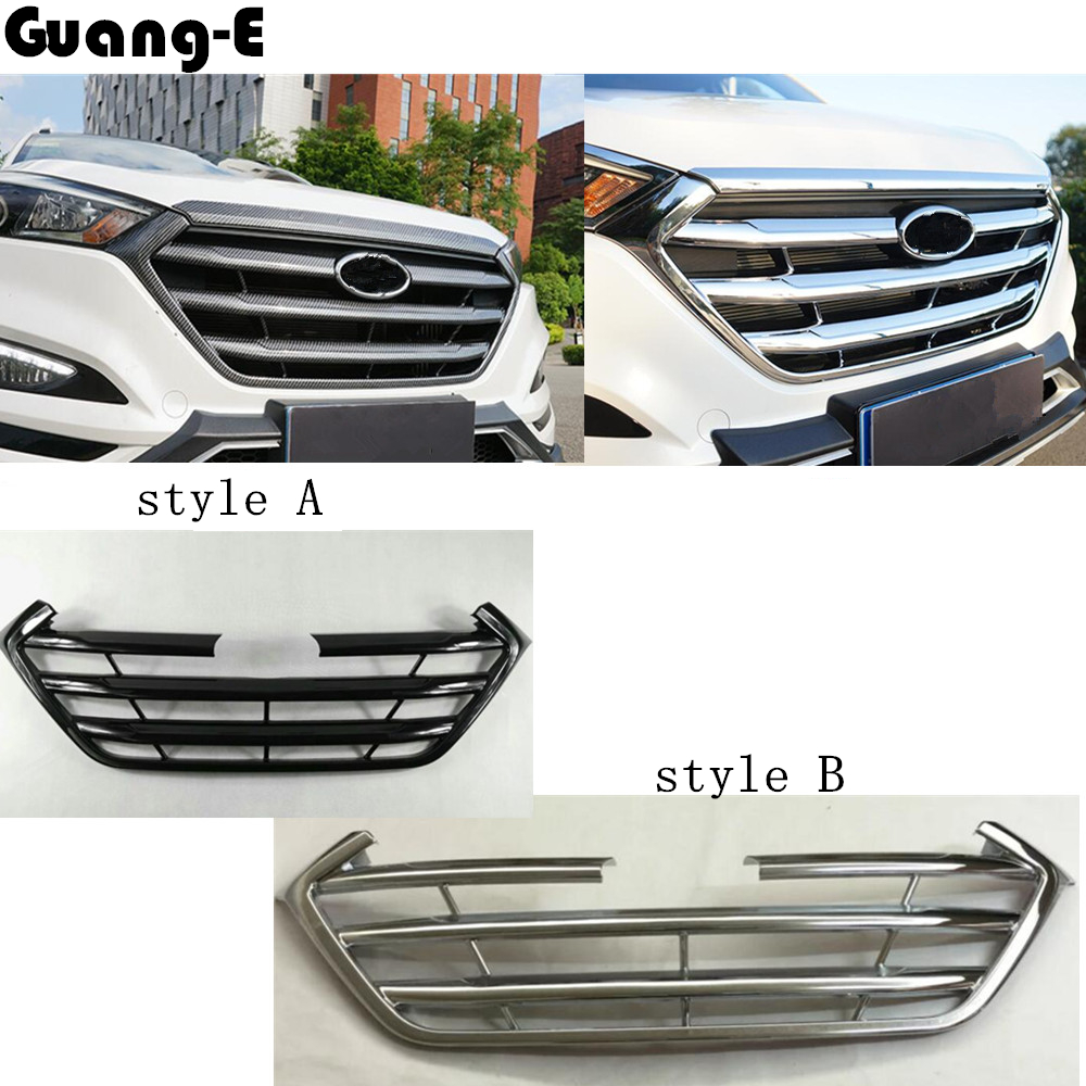 Flash Sale Car body protection detector ABS chrome trim Front up ...