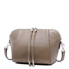 ГОРЯЧАЯ ZOOLER натуральная кожа сумки бренды женщины сумку 2016 новый змеиный pattern женщины Сумка теплые креста тела #1211(China (Mainland))