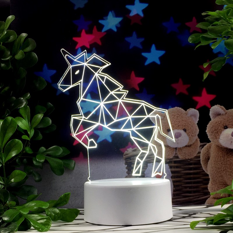 Maple Leaf 3D Visual Illusion Lamp Transparent Acrylic Night Light LED Lamp 7 Color Changing Touch Table Lamp Kids Lava Lamp велосипед cube ams 120 hpa 29 2014
