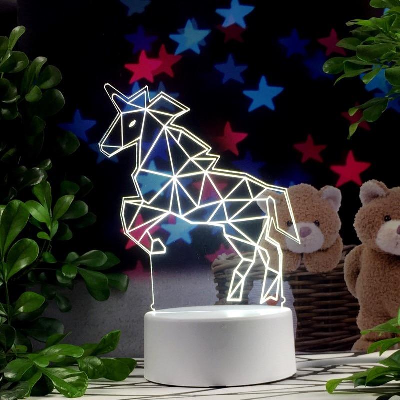 Maple Leaf 3D Visual Illusion Lamp Transparent Acrylic Night Light LED Lamp 7 Color Changing Touch Table Lamp Kids Lava Lamp gant топ без рукавов