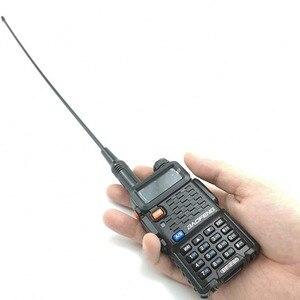Image 2 - NA 771 VHF UHF Dual Band Walkie Talkie Antenna for Baofeng UV 5R UV 82 BF 888S UV 9R Yaesu Portable DMR Ham CB Radio 10km