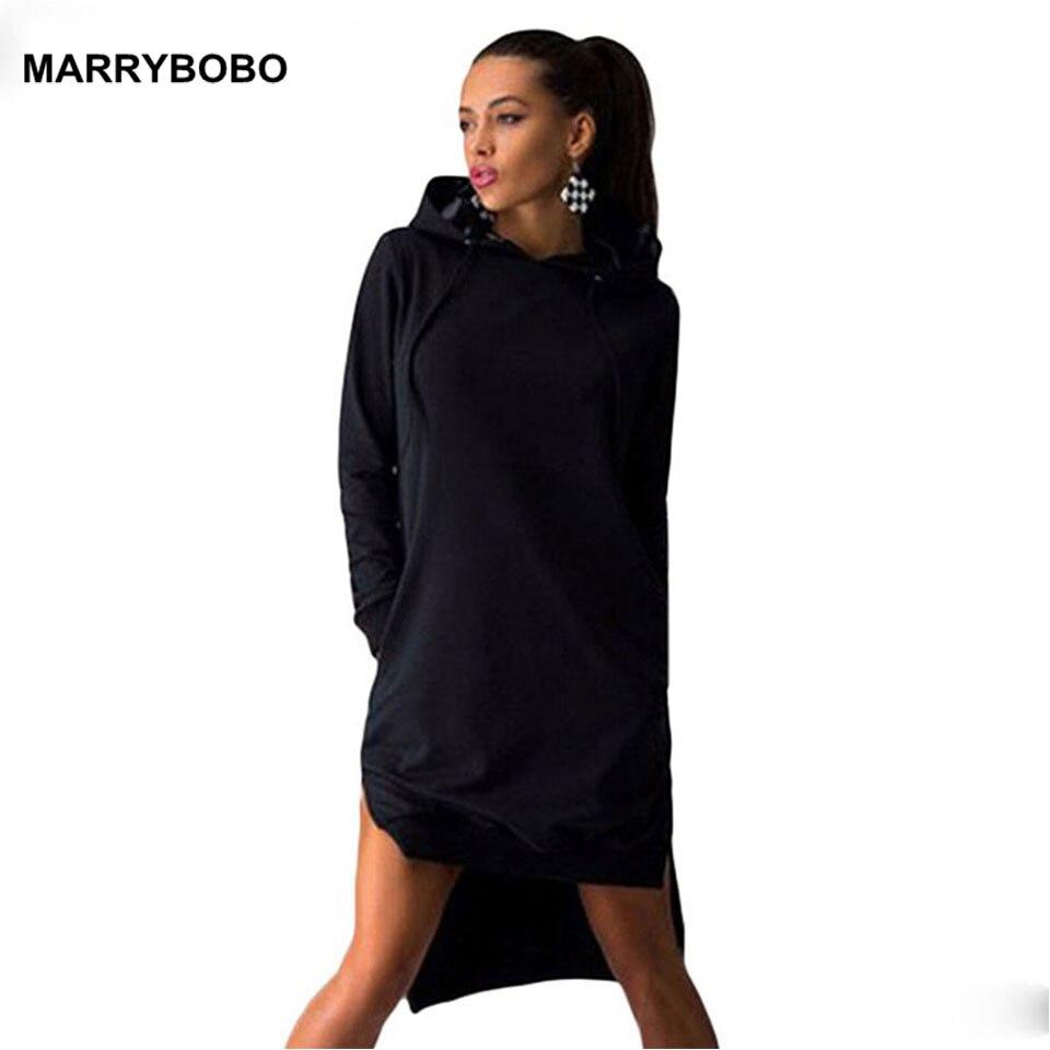 HTB1tLrpkVkoBKNjSZFEq6zrEVXa0 Women Slim Hoodie Dress 2019 Autumn Winter Long Sleeve Casual Dress Hooded Pockets Sportwear Female Fashion Women Clothing