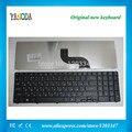 Novo teclado para acer aspire 5536 5536g 5538 5538g 5542 5542g 5551 5551g 5552 5552g 5553 5553g 5560 (15') 5560G Russo Preto