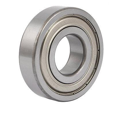 40mm Inside Dia 90mm Outside Dia Shielded Miniature Deep Groove Ball Bearing 1pcs double shielded miniature deep groove ball bearings mr137zz 7 13 4 mm