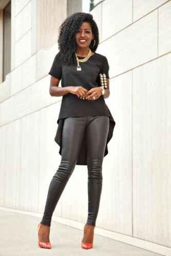 2019 ฤดูร้อนใหม่แฟชั่นสตรี Casual Plus ขนาดแขนสั้น O - Neck เสื้อชีฟองเสื้อ S-5XL