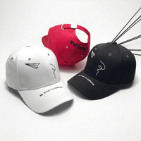 Cartoon Letters Special Funny Baseball Caps Men Women Summer New Fashion Hip Hop Sun Hat Man