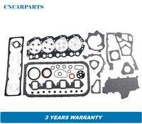 VRS 실린더 헤드 가스켓 세트 닛산 Navara D21 D22 TD27 2.7Lt 엔진 코드 GS200