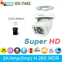 Outdoor Indoor Dual Use UHD 2K Ip Camera 4mp Dome Bullet Full HD 1440P 1080P Surveillance