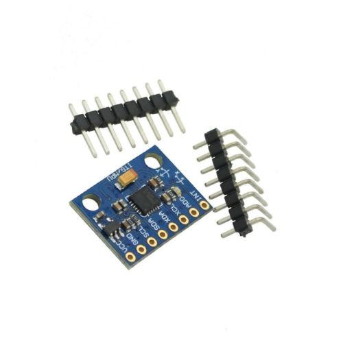 цены  1PCS MPU-6050 Module 3 Axis Gyroscope+Accelerometer Module for Arduino MPU 6050