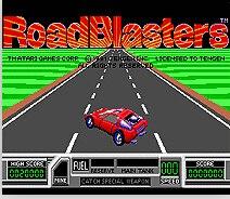 Road Blasters 16 bit MD Game Card For 16 bit Sega MegaDrive Genesis game console