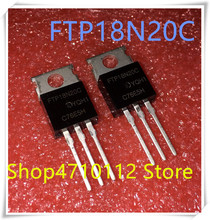 NEW 10PCS/LOT FTP18N20C FTP18N20 18N20 TO-220 IC