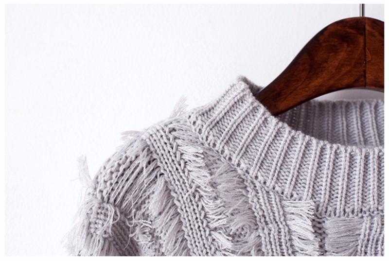 tassel sweater 08
