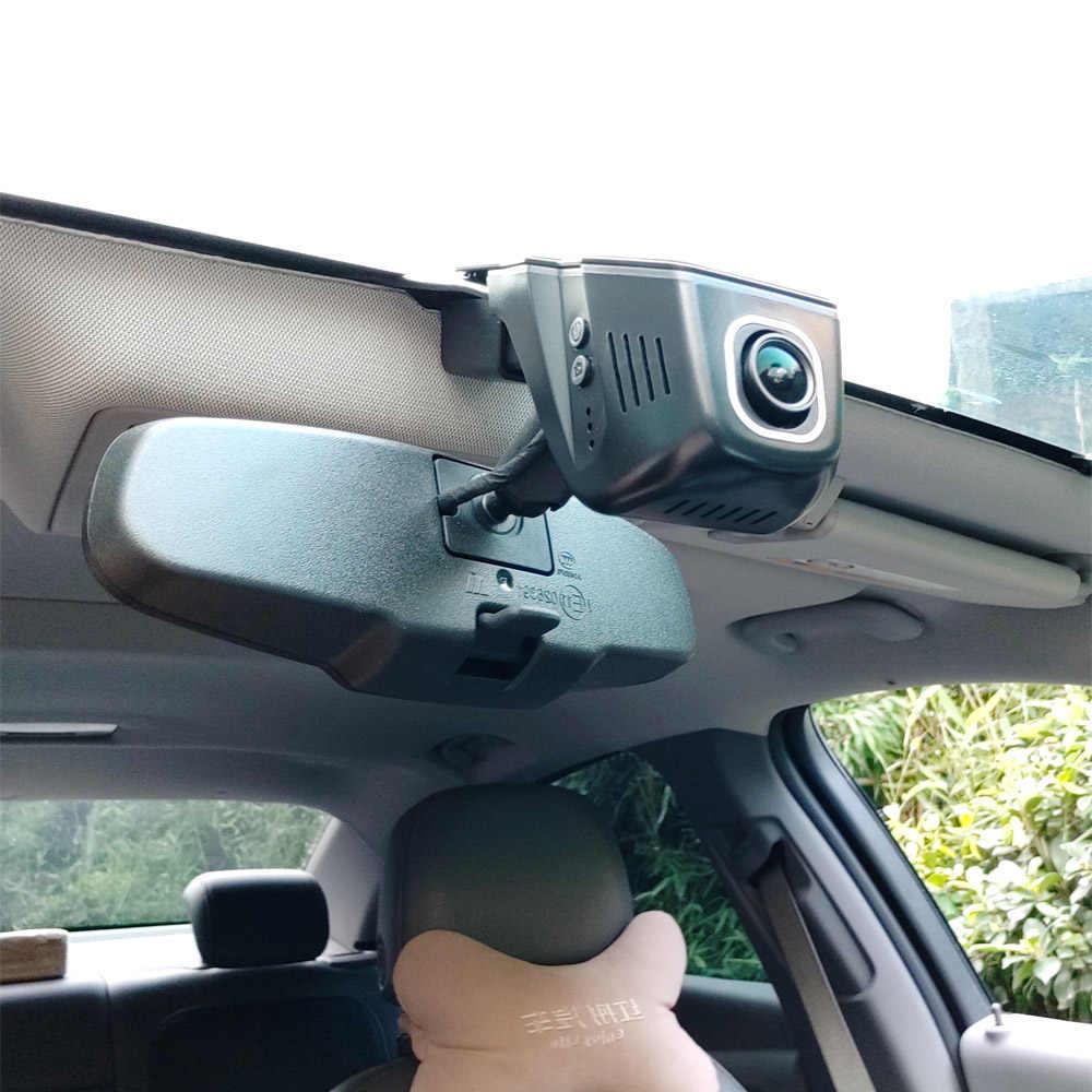 XCGaoon Wifi Автомобильный регистратор DVR цифровой видеорегистратор видеокамера Dash камера 1080P ночная версия Novatek 96655, камера может вращаться