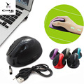 CHYI 5 Color New Vertical Wireless Mouse Rechargeable Ergonomic Computer Mouse Mice Cordless Optical Gaming Mouse Gamer for CSGO