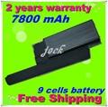 JIGU 9 cells 7800mah battery for dell Latitude D620 D630 D630c D631 Precision M2300 HX345 NT379 PC764 RC126 TC030 TD116 UD088