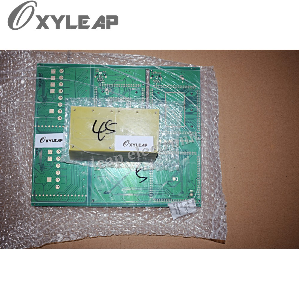 משלוח מהיר 2 שכבות ייצור / fr-4 מעגל הלוח / אב טיפוס pcb / טבילה הדפסה, לוח סיבי זכוכית