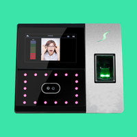 ZK iface702 Face Recognition Time Attendance Access Control System 500 Face Capacity