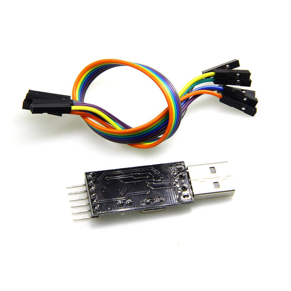 Converter Module G108ch340g USB2.0 6Pin CH340G Converter Module for STC Download for ARDUINO PRO Instead CP2102 PL2303
