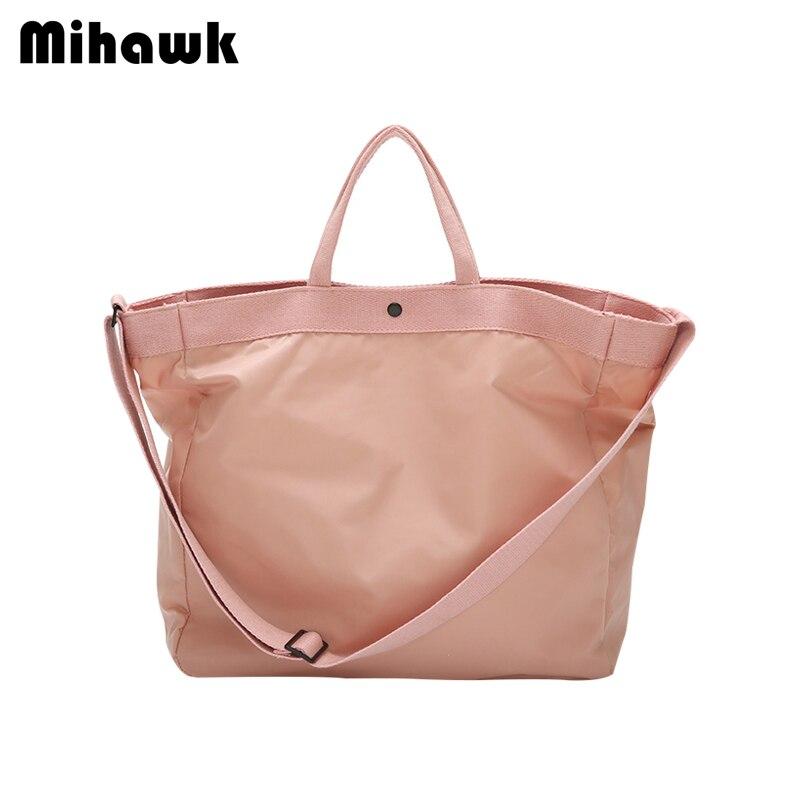 GemäßIgt Mihawk Reise Handtaschen Unisex Dauerhaft Wiederverwendbare Crossbody Hause Lagerung Schulter Taschen Einkaufstasche Zubehör Liefert