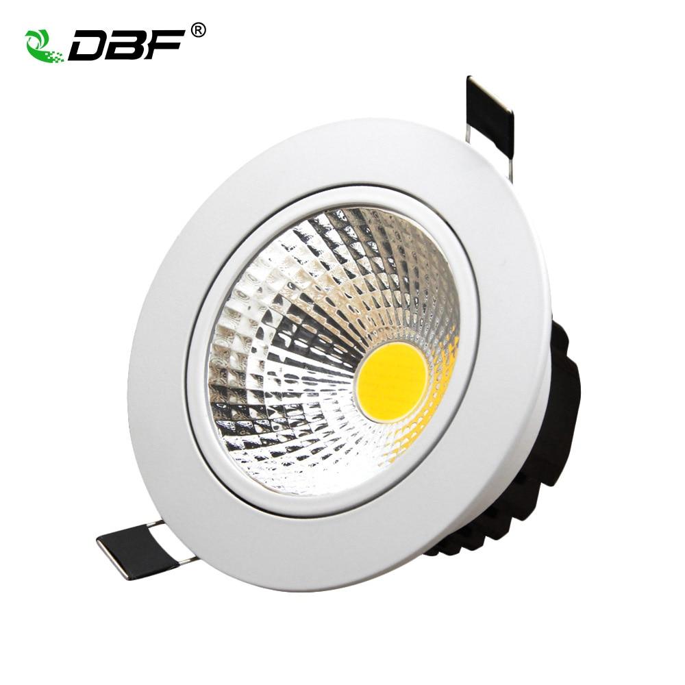 Downlights casa de banho iluminação led Design Estilo : Modern Led Ceiling Light