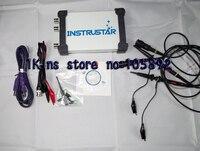 NUEVA ISD205B 5 EN 1 de Múltiples Funciones del USB de la PC virtual del osciloscopio Digital + analizador de espectro + registrador de datos + DDS + barrido 20 M 48 MS/s